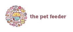 the pet feeder